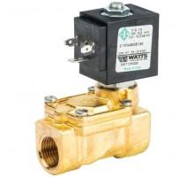 Watts 850Т Соленоидный клапан для систем водоснабжения 1/2 230V Н.З.