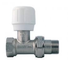 Вентиль регулирующий Itap 294, 1/2 Вн/нар, д/стальных труб, американка, прямой