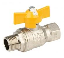 Itap BERLIN 073 1/2 Кран шаровый муфта/резьба для газа полнопроходной