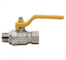 Itap BERLIN 071 1/2 Кран шаровый муфта/резьба для газа полнопроходной