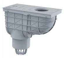 Трап-ливнеотвод Alca Plast 300*155/110 AGV1S вертикальный