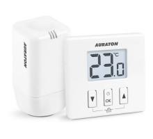 Термостат Auraton 200 TRA комнатный беспроводной, электронный с приводом