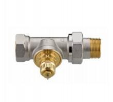 Клапан терморегулирующий Danfoss RA-G DN20 Вн/нар, д/однотруб.системы, американка, прямой