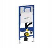 Инсталляция Geberit Duofix, д/подвесного унитаза, система удаления запаха, 111.370.00.5