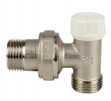 Вентиль запорно-регулирующий Itap 397, 1/2 Нар, д/металлопластиковых труб, американка, угловой