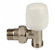 Вентиль регулирующий Itap 395, 1/2 Нар, д/металлопластиковых труб, американка, угловой