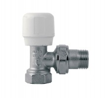 Вентиль регулирующий Itap 394, 1/2 Вн/нар, д/стальных труб, американка, угловой