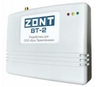 Термостат ZONT BT-2 GSM для газовых котлов BOSCH ML00003983