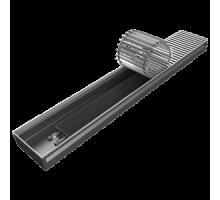 Внутрипольный конвектор с естественной конвекцией КЗТО Бриз 260x80x3000 1то
