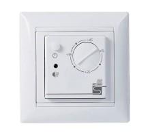 Терморегулятор SpyHeat электронный, механический, для систем отопления, белый, ETL-308B
