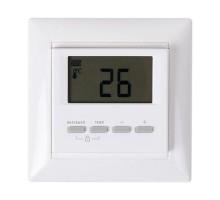 Терморегулятор SpyHeat цифровой, электронный, для систем отопления, белый, NLC-511HN