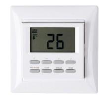 Терморегулятор SpyHeat электронный, программируемый, для систем отопления, белый, NLC-527HN