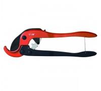 Ножницы для резки труб ППР и МП TIM 16-63мм, черно-оранжевые, TIM160