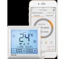 Терморегулятор Теплолюкс MCS 350 для теплого пола, 2156347