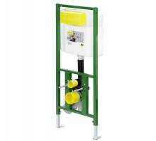 Инсталляция Viega Eco Plus, для подвесного унитаза, 606664