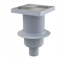 Трап сливной Alca Plast 150/50 APV6411 для душа вертикальный