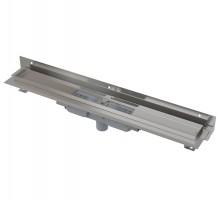 Лоток водоотводящий Alca Plast Flexible Low L=1150 APZ 1104-1150 БЕЗ решётки