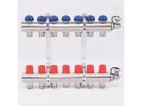 """Коллекторы с регулировочными и термостатическими вентилями Uni-Fitt 1""""x3/4""""ЕК"""