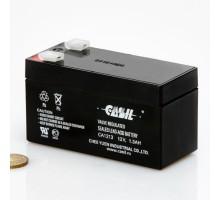 Аккумуляторная батарея 12В 1,3 ампер*час D.301