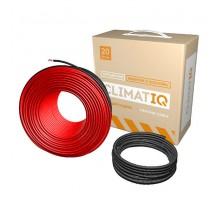 Греющий кабель для теплого пола CLIMATIQ CABLE под керамическую плитку 10 м