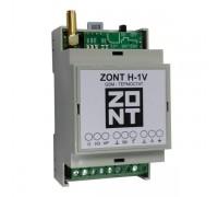 Блок управления ZONT H-1V (Терморегулятор) GSM Climate ML13213