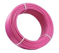 Труба из сшитого полиэтилена REHAU Rautitan pink 25 x 3.5 мм PEX с кислор. барьером 11360621050