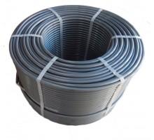 Труба STOUT 16x2.2 PE-Xa/EVOH SPX-0001-241622 из сшитого полиэтилена для отопления и водоснабжения