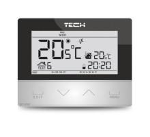 Терморегулятор Tech ST-292v2 комнатный беспроводной черный, программируемый