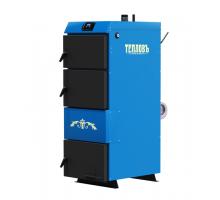 Котёл напольный длительного горения Тепловъ ТА-50 Универсалъ с автоматикой