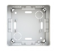 Адаптер terneo для накладного монтажа, белый