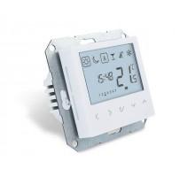 Термостат Salus BTRP230 программируемый электронный встраиваемый под рамки 55x55 мм