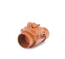 Клапан обратный канализационный Karmat Ø110 (ZB 110)