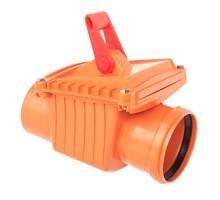 Клапан обратный канализационный Capricorn Ø110 (95000-110-00-03-11)
